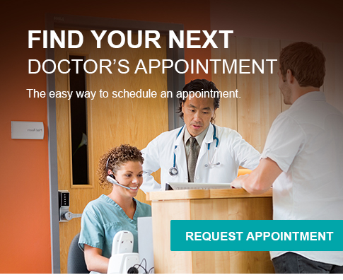 Request An Appointment Online Now